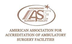 American Association for Accrediation of Ambulatory Surgery Facilities